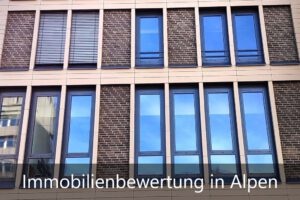 Immobilienbewertung Alpen