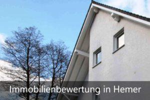 Immobilienbewertung Hemer