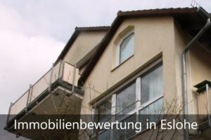 Immobilienbewertung Eslohe