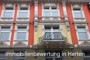 Immobilienbewertung Herten