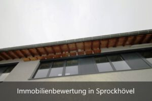 Immobiliengutachter Sprockhövel