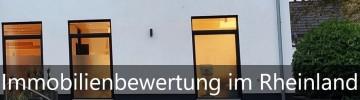 Immobilienbewertung im Rheinland