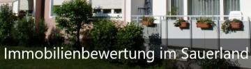 Immobilienbewertung im Sauerland