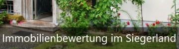 Immobilienbewertung im Siegerland